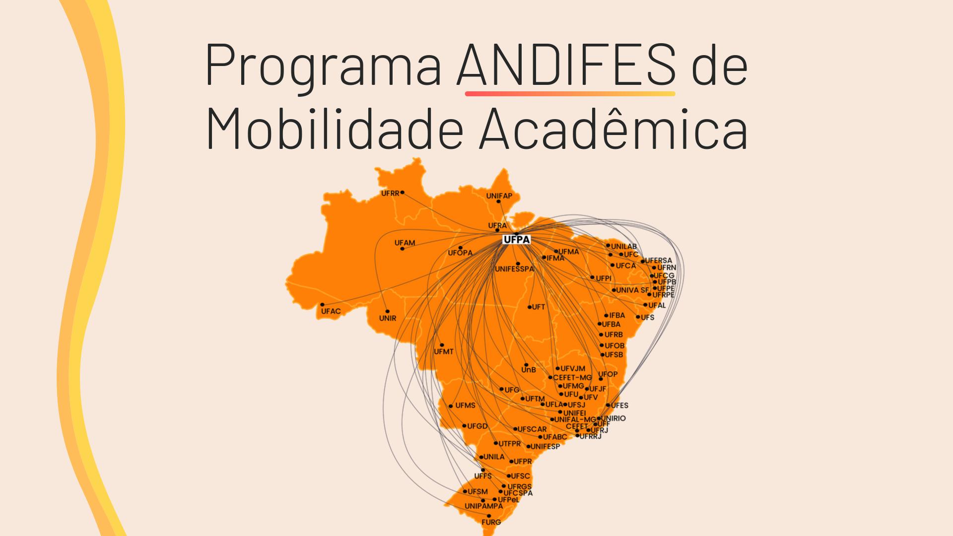 Programa ANDIFES de Mobilidade Acadêmica