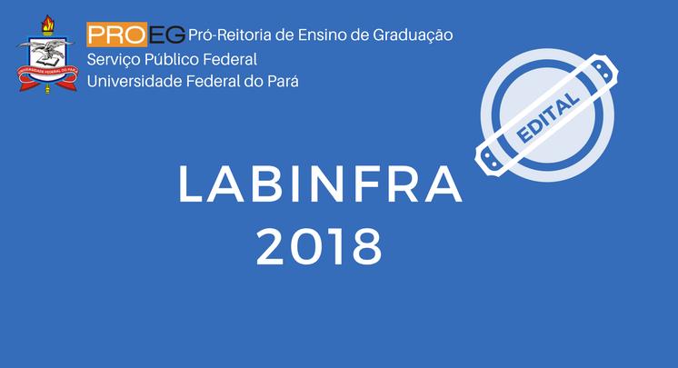 EDITAL LABINFRA 2018